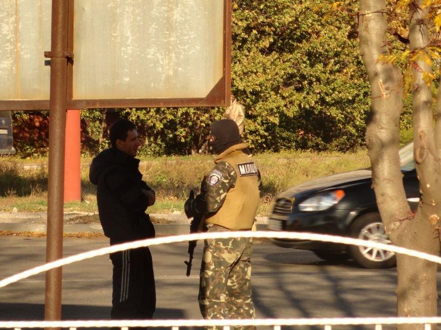 Сотрудники МВД заняли третью линию обороны Мариуполя (ФОТО+ВИДЕО), фото-4