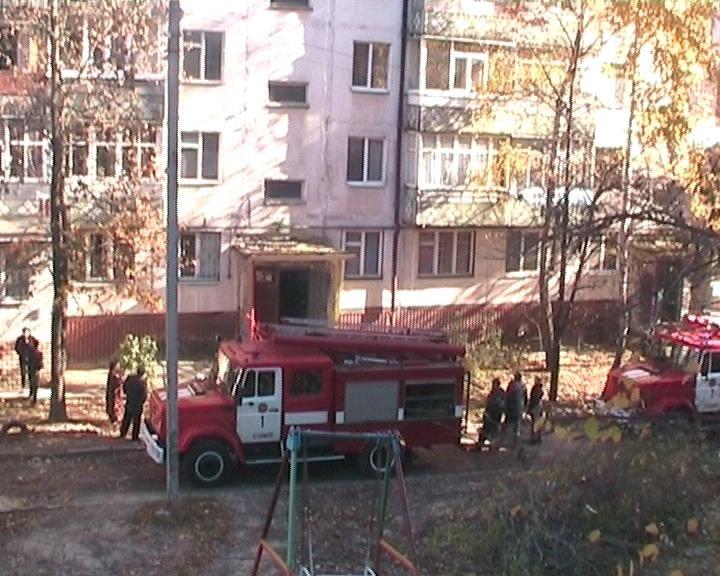 В Сумах во время пожара сгорел мужчина (ФОТО), фото-3