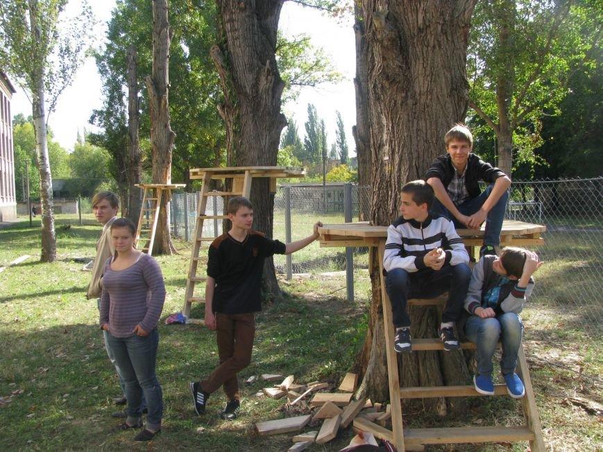 В Жовтневом районе открыли базу туризма и скалолазания, фото-6