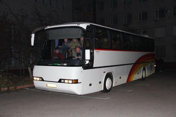 Спецбатальон «Чернигов» снова отправился в зону АТО, фото-4