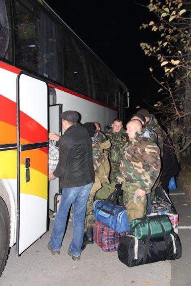 Спецбатальон «Чернигов» снова отправился в зону АТО, фото-1