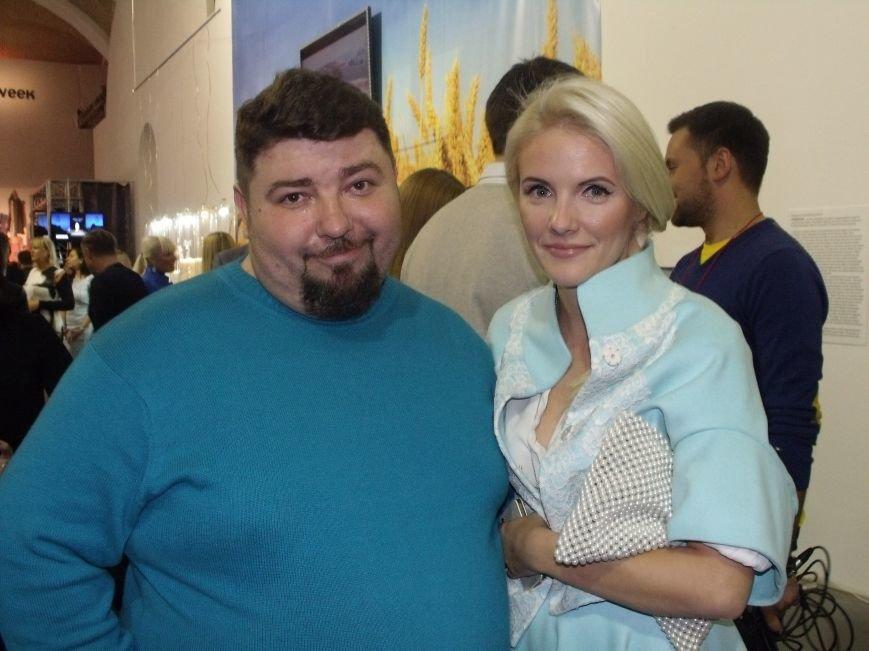 Сергей и жена Андре(Алина)