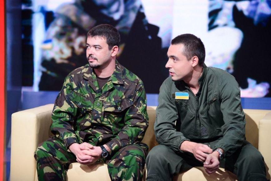 Днепропетровских «киборгов» наградили именными пистолетами «Форт», фото-3