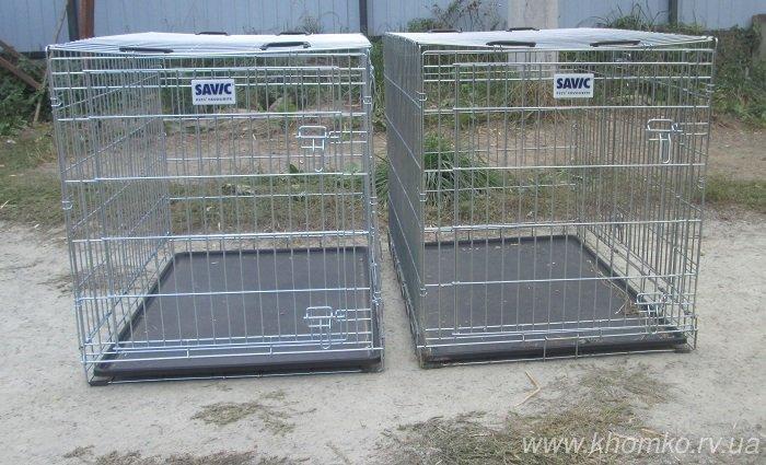 Рівненські комунальники придбали нові бельгійські клітки для собак (Фото), фото-1