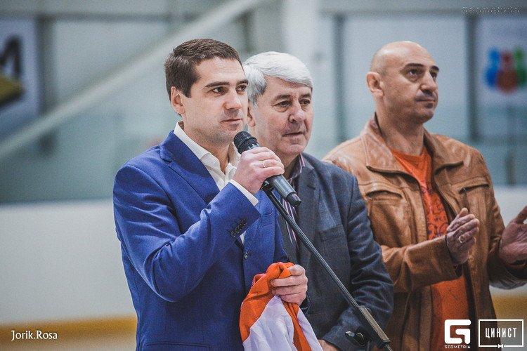 В Кривом Роге прошел праздник большого хоккея, фото-1