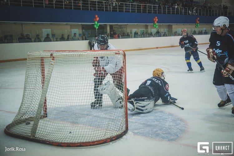 В Кривом Роге прошел праздник большого хоккея, фото-8