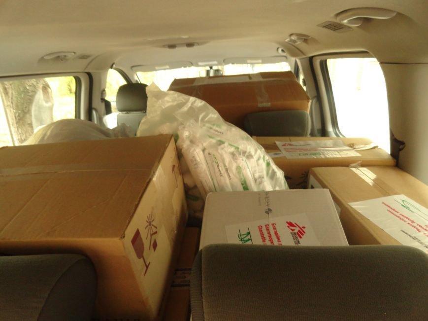 Международная организация передала гуманитарную помощь в Мариуполе (ФОТОРЕПОРТАЖ), фото-3