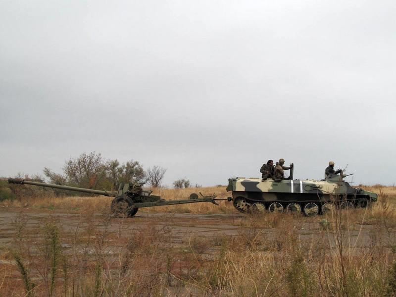 Воины-артиллеристы надежно защищают Мариуполь с моря (ФОТО), фото-4