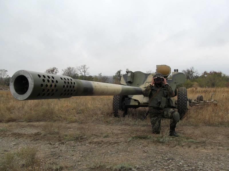 Воины-артиллеристы надежно защищают Мариуполь с моря (ФОТО), фото-3