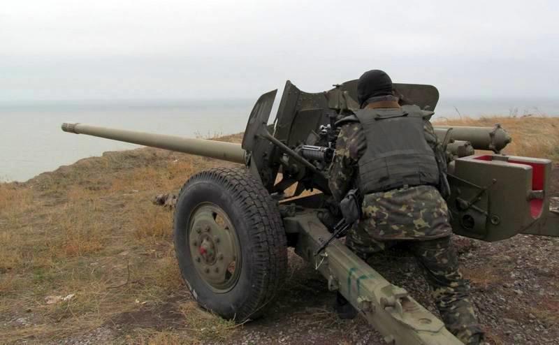 Воины-артиллеристы надежно защищают Мариуполь с моря (ФОТО), фото-5