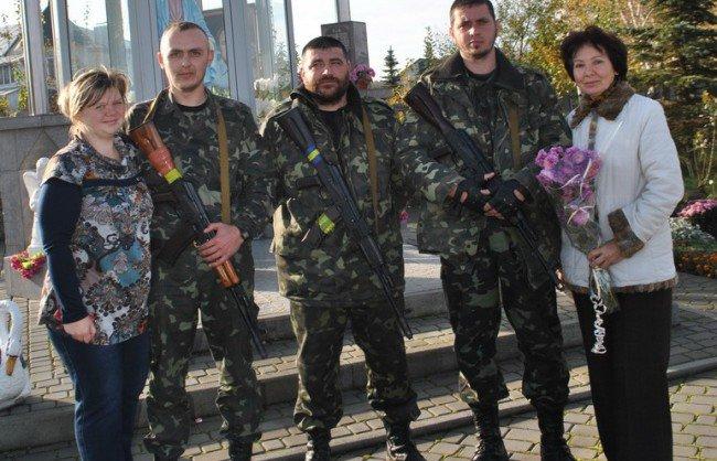 Як міліціонери Тернопільщини охороняють правопорядок у звільнених містах Луганщини і Донеччини?, фото-1