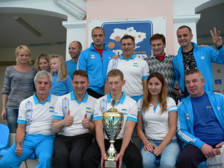 Черниговские пловцы-ветераны завоевали Кубок Киева, фото-2