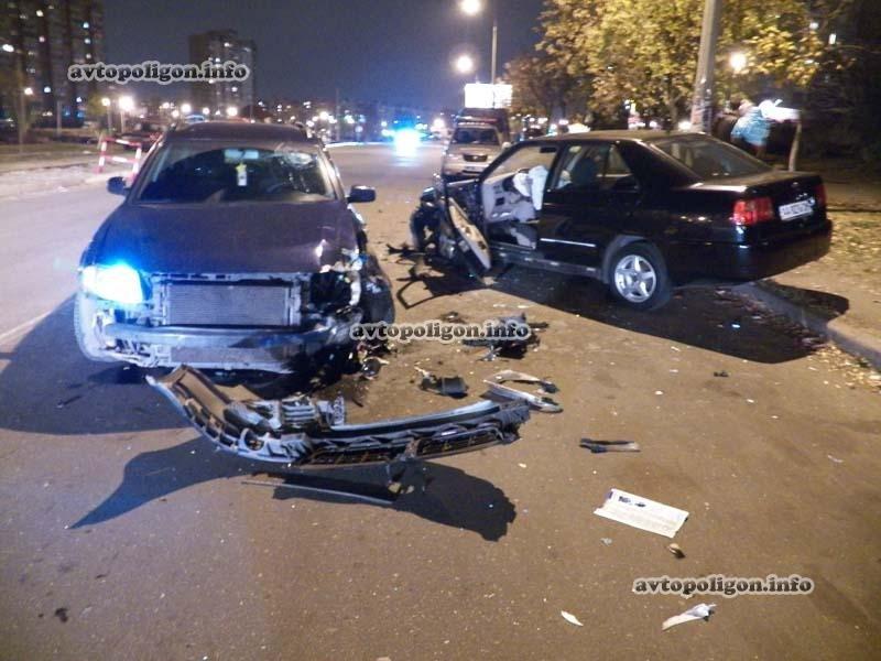 В Киеве пьяный водитель стал виновником ДТП на улице Бальзака (ФОТО), фото-4