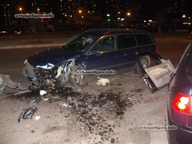 В Киеве пьяный водитель стал виновником ДТП на улице Бальзака (ФОТО), фото-3