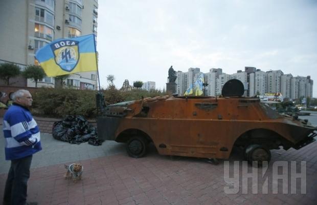 В Киев привезли трофеи боевиков из Мариуполя (ФОТО), фото-4