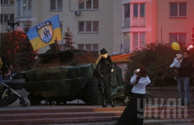 В Киев привезли трофеи боевиков из Мариуполя (ФОТО), фото-7