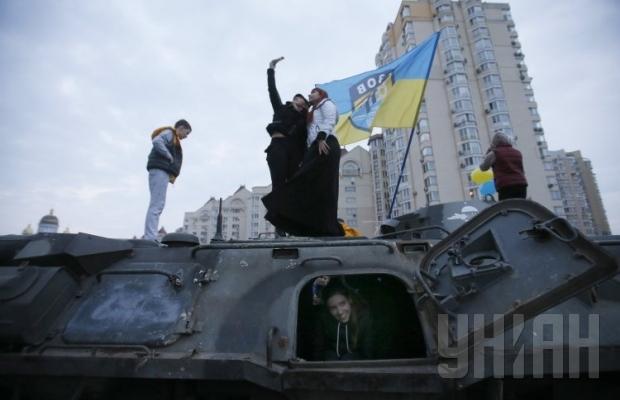 В Киев привезли трофеи боевиков из Мариуполя (ФОТО), фото-6