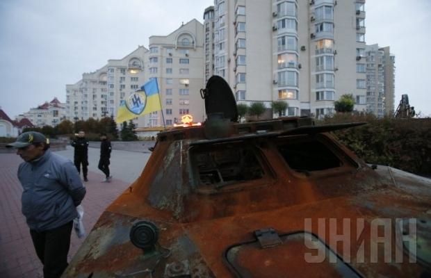 В Киев привезли трофеи боевиков из Мариуполя (ФОТО), фото-1