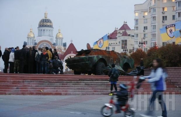 В Киев привезли трофеи боевиков из Мариуполя (ФОТО), фото-3