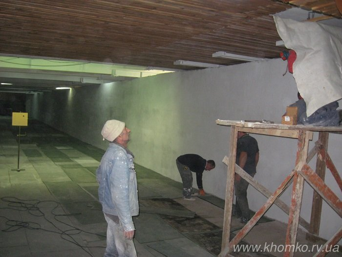 У центральному спорткомплексі Рівного урочисто презентували оновлений ігровий зал (Фото), фото-1
