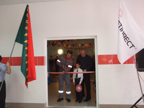 В Авдеевке открыли обновленную школьную столовую (ФОТО), фото-1