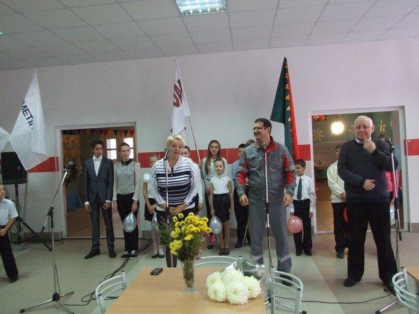 В Авдеевке открыли обновленную школьную столовую (ФОТО), фото-2