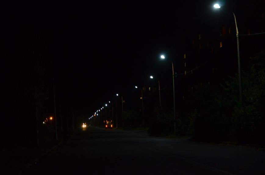 В Херсоне освещение восстановлено на всей улице Тарле, фото-1