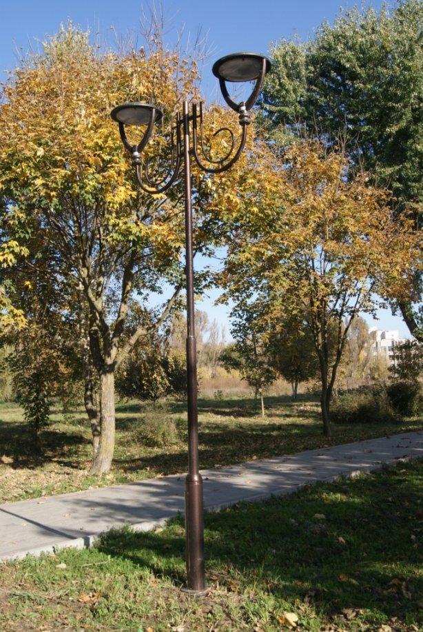 В тернопільському парку ремонтують алею, яку збудували майже 30 років тому (фото), фото-1