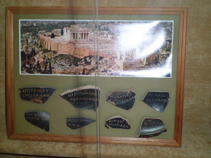 Во Дворце Алфераки в Таганроге прошла презентация  новой выставки, фото-2