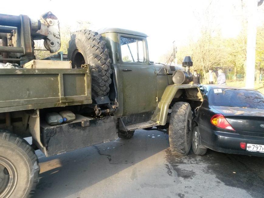 В Таганроге, на Б.Бульварной произошла авария (Фото), фото-4