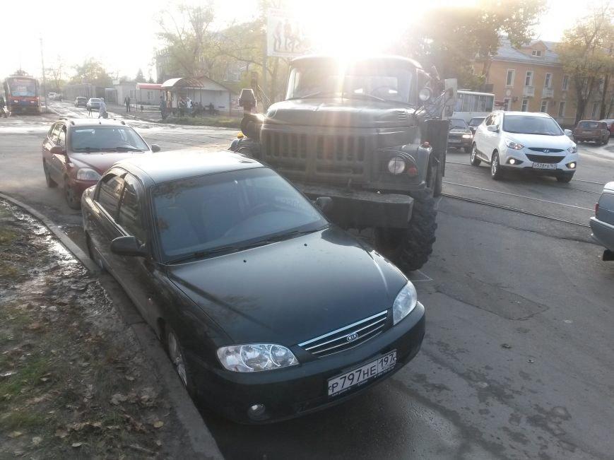 В Таганроге, на Б.Бульварной произошла авария (Фото), фото-2