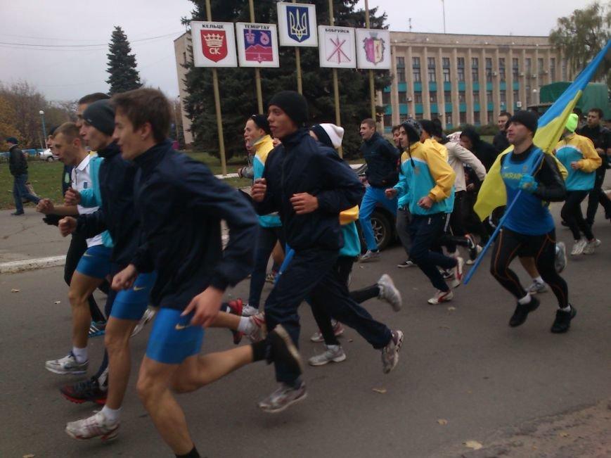 Днепродзержинцы бегут на левый берег, фото-4
