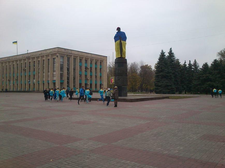 Днепродзержинцы бегут на левый берег, фото-2