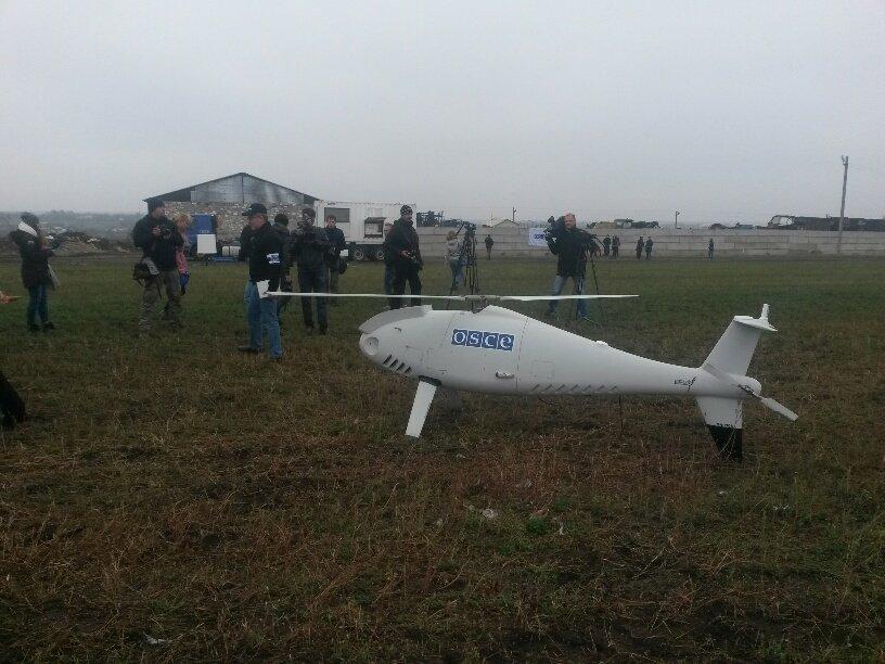 ОБСЕ запустила беспилотник вблизи Мариуполя (ФОТО+ВИДЕО), фото-4
