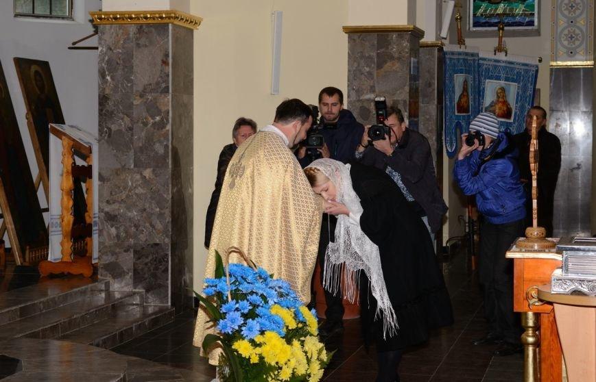 Юлія Тимошенко помолилася в Зарваниці за мир в Україні (фото), фото-4