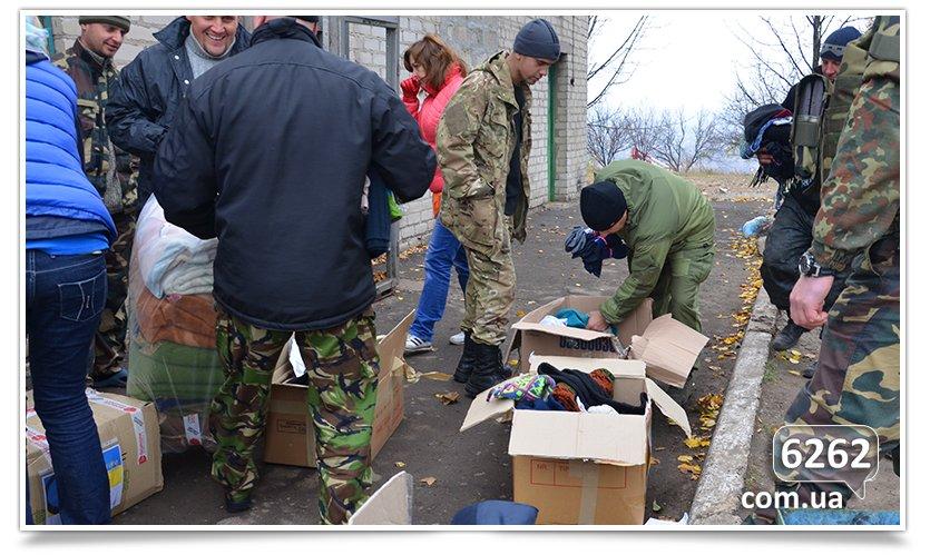 Итальянские волонтёры съездили на Карачун., фото-2
