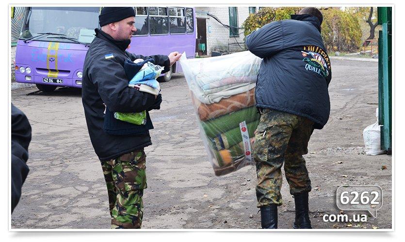 Итальянские волонтёры съездили на Карачун., фото-4