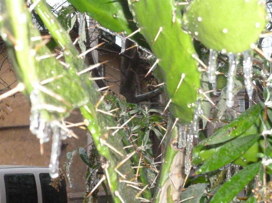 Кривой Рог накрыл ледяной шторм: испытание экстримом (ФОТО), фото-8
