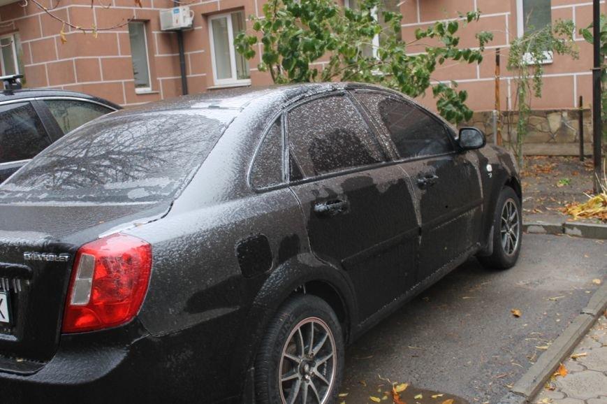 Кривой Рог накрыл ледяной шторм: испытание экстримом (ФОТО), фото-2