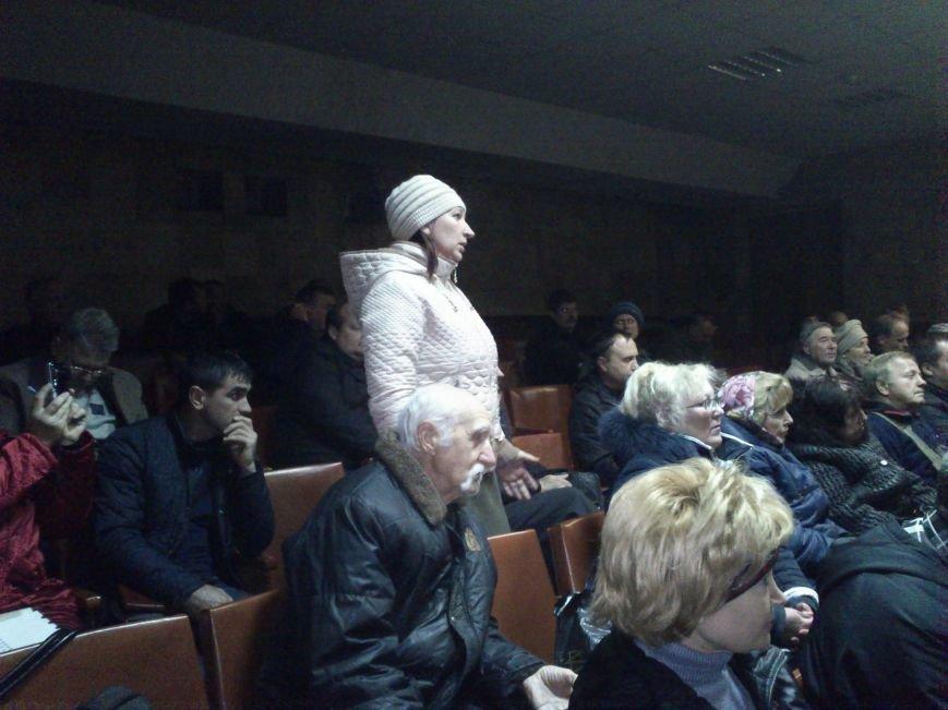 В Днепродзержинске прошла встреча с министром экологии и природных ресурсов, фото-2