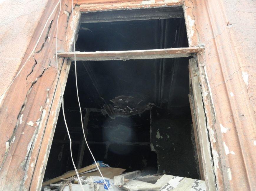 Фотопятница: Мариупольские дома-призраки. История исчезновения, фото-7