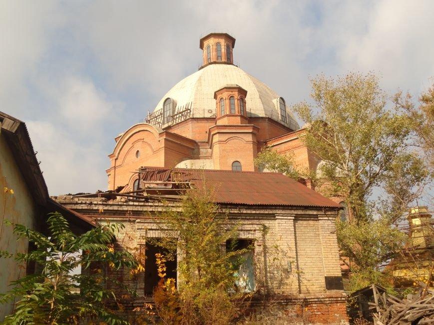 Фотопятница: Мариупольские дома-призраки. История исчезновения, фото-30