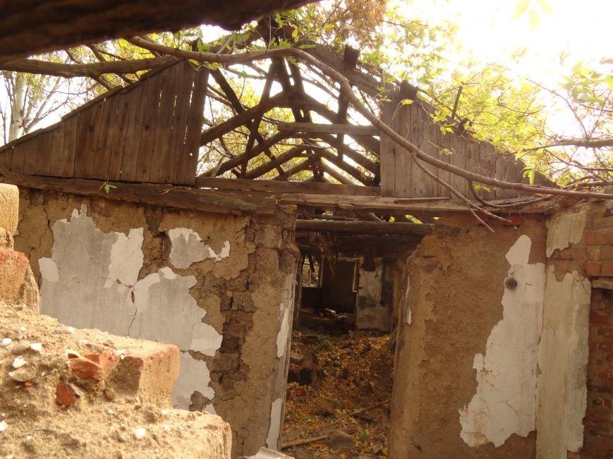 Фотопятница: Мариупольские дома-призраки. История исчезновения, фото-15