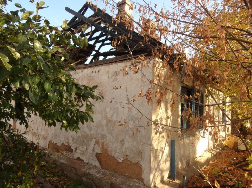 Фотопятница: Мариупольские дома-призраки. История исчезновения, фото-23