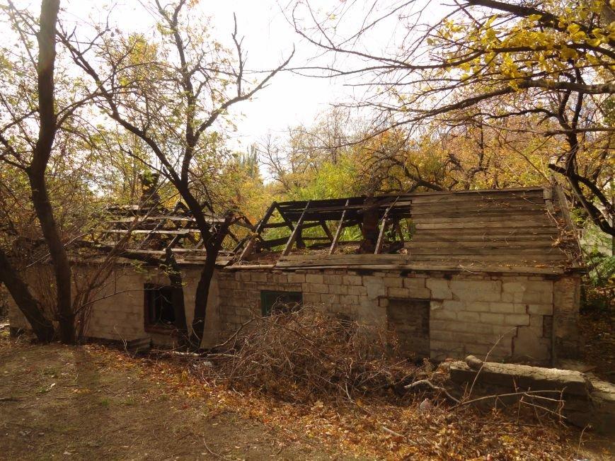 Фотопятница: Мариупольские дома-призраки. История исчезновения, фото-13