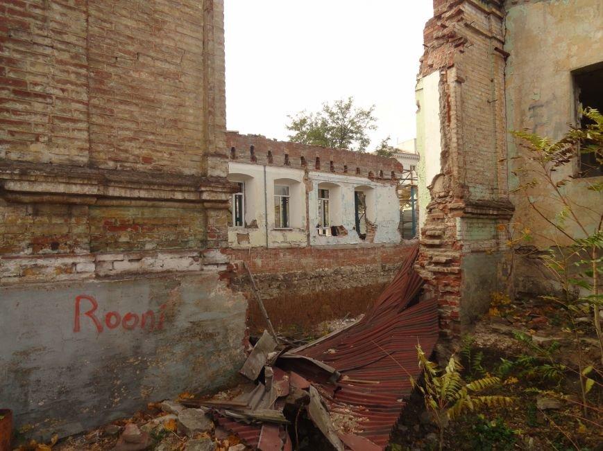 Фотопятница: Мариупольские дома-призраки. История исчезновения, фото-28