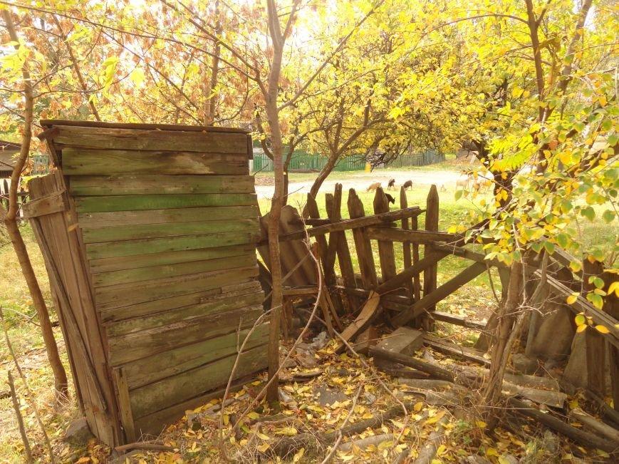 Фотопятница: Мариупольские дома-призраки. История исчезновения, фото-21