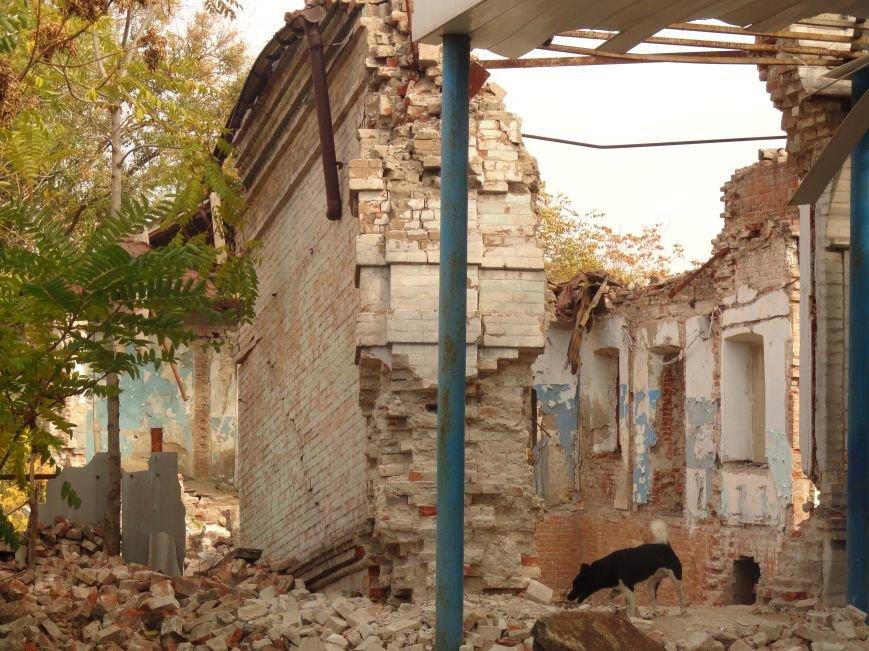 Фотопятница: Мариупольские дома-призраки. История исчезновения, фото-33