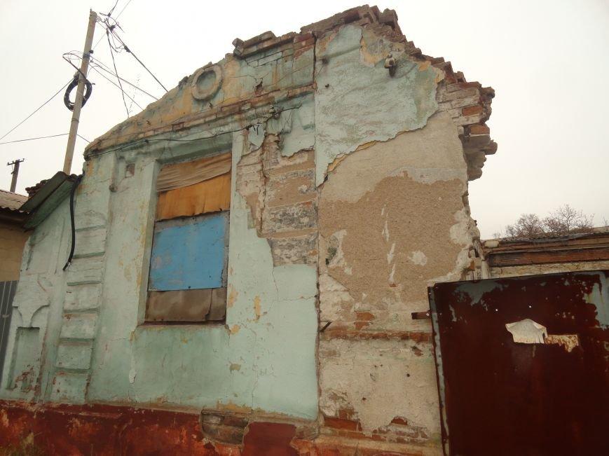 Фотопятница: Мариупольские дома-призраки. История исчезновения, фото-38