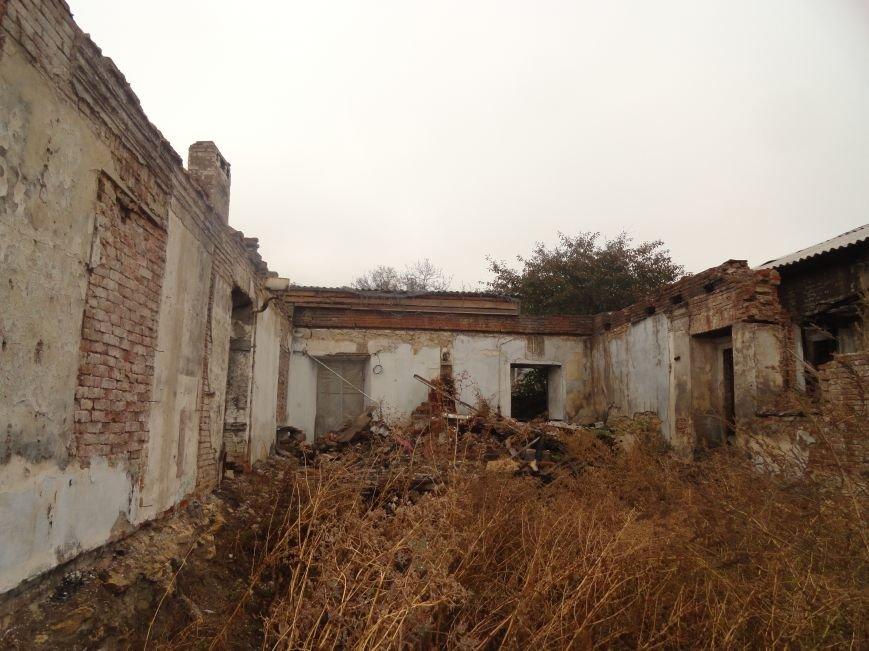 Фотопятница: Мариупольские дома-призраки. История исчезновения, фото-39